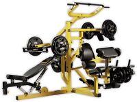 Power tech multi gym ONO ASAP