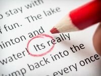 Editing and proofreading: professional academic essay services