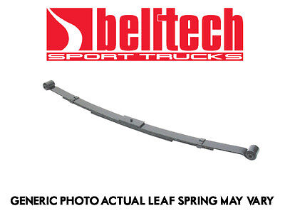 "Belltech 95-99 Chevrolet Tahoe/Yukon 3.5"" Lowering Leaf Spring (SOLD BY EACH)"