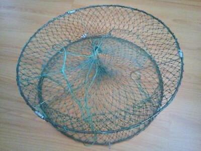 Nasa Cangrejos retel pesca cangrejo cebo vivo
