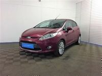Ford FIESTA TITANIUM 120-3-Finance Available to Those on Benefits and Poor Credit Histories-
