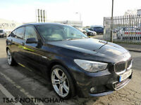 2012 BMW 5 Series 530 GT D M Sport 3.0 D 245 Auto Damaged Salvage CAT D
