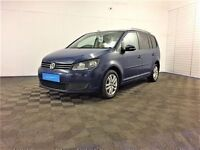 Volkswagen TOURAN SE BLUE TECH -Finance Available to Those on Benefits and Poor Credit Histories-