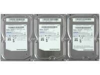 Hard Drives for sale, tested and working. 3TB