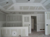 First impression drywall free quote estimation