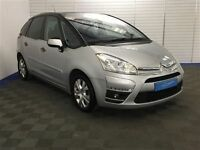 Citroen C4 PICASSO PLATINUM HDI - Finance Available to People on Benefits and Poor Credit Histories-