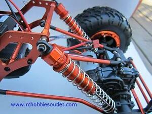 New RC  Rock Crawler Truck  1/8 Scale with 4 Wheel Steering City of Toronto Toronto (GTA) image 6
