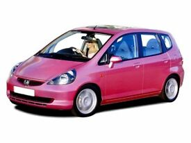 HONDA JAZZ 1.4i-DSI SE 5dr (red) 2002