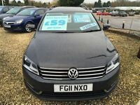 Volkswagen PASSAT S BLUEMOTION-Finance Available to People on Benefits and Poor Credit Histories-