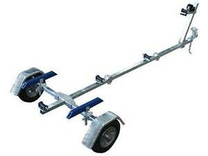 Dunbier Fold A Way Trailer Portable Boat Trailer Folding Trailer Mandurah Mandurah Area Preview
