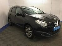 Nissan QASHQAI TEKNA + 2 DCI -Finance Available to People on Benefits and Poor Credit Histories-