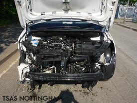 2014 *64* Volkswagen Caddy 1.6 TDI 102 C20+ A/C Startline Damaged Salvage