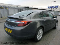 2016 Vauxhall Insignia SRi Nav Auto CDTi Damaged Salvage CAT D