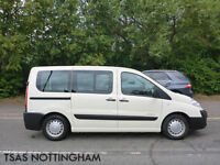 2008 Citroen Dispatch 1.6 HDi 90 L1 H1 6 ST 1000 With Wheelchair Damaged Salvage