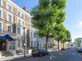 our two bedroom ground floor flat in Kensington / Earls Court for your 3 bedroom flat in C London