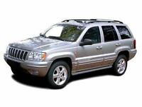 2003 JEEP GRAND CHEROKEE 2.7 CRD Limited 5dr Auto DIESEL MASSIVE SPEC