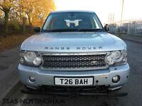 2006 Land Rover Range Rover Vogue 3.0 TD6 Auto Damaged Salvage