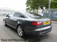 2010 Audi A6 TDI Auto 170Bhp S Line Special Edition Multitronic Damaged Salvage