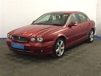 Jaguar X-TYPE SE -Finance Available to People on Benefits and Poor Credit Histories-