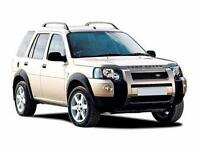 2004 LAND ROVER FREELANDER 2.0 Td4 S Station Wagon 5dr DIESEL VERY LOW MILES