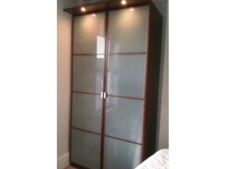 ikea hopen wardrobe bargain in manor house london gumtree. Black Bedroom Furniture Sets. Home Design Ideas