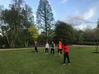 RUN MFC - COACHED RUNNING SESSIONS - SINGLES ONLY - EVERY TUESDAY - LONDON