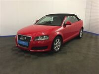 Audi A3 TDI-Finance Available to People on Benefits and Poor Credit Histories-