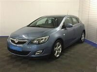 Vauxhall ASTRA SRI -Finance Available to People on Benefits and Poor Credit Histories-