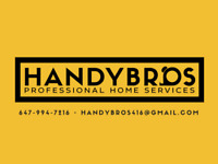 [ Handyman & Renovations | 647-994-7216 | MISSISSAUGA ]​