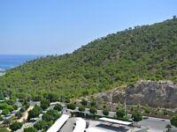 2 bedroom 2 bathroom apartment near Benidorm Costa Blanca Spain with sea views