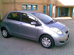 TOYOTA YARIS 2008 EXCELLENT CONDITION
