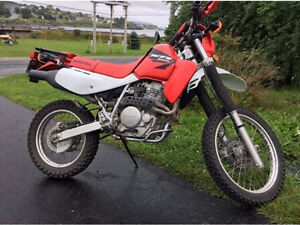2005 XR650L Dual Purpose Dirt Bike