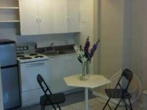 Lease transfer. Studio 5 mins walk to McGill campus