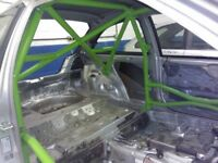 Wanted MG ZR MK1 Roll Cage