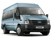 minibus hire with driver 16 seater