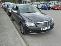 Mercedes-Benz C180 SE KOMPRESSOR -Finance Available to People on Benefits and Poor Credit Histories-