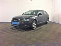 Audi A3 SE TECHNIK MPI S-A-Finance Available to Those on Benefits and Poor Credit Histories-