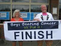 BOYS BEATING CANCER: 10K, 5K AND FUN RUNS