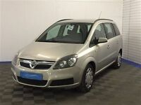 Vauxhall ZAFIRA CLUB-Finance Available to People on Benefits and Poor Credit Histories-