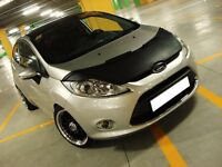 Ford Fiesta Mk7 Mk8 Bonnet Bra ( Mk Mark 7 8 Ecoboost )