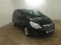 Vauxhall MERIVA SE CDTI AUTO-Finance Available to People on Benefits and Poor Credit Histories-