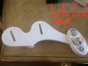 LEFT HAND SIDE USER H&C BIDET- HYGIENE H&C BIDETS-SHATTAF