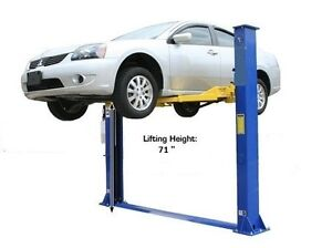 Car lift - Hoist 9000 lbs 2 post lift storage lift Regina Regina Area image 1