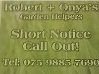 Garden helpers Newtownards