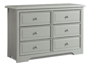 Brooklyn 6 drawer dresser