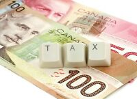 Income Tax Returns Basic Personal @ $20 per Incl Free Netfile