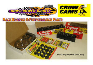 Crow-Cams-Valve-Train-Kit-fits-K602-Chrysler-Valiant-Hemi-6-245-265