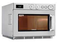 New Samsung Microwave