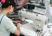 Looking for Plain Machine Seamstress with Experience