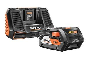 18-Volt 4 Ah Hyper Lithium-Ion Battery and Charger Starter Kit